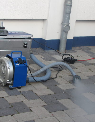 Rauchgasgenerator